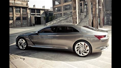 Citroen C7 by 2016 Citroen C6 Redesigned Review