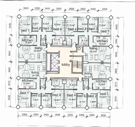 on quot grenfell tower floor plan
