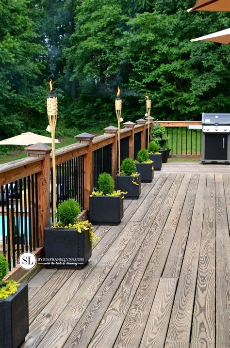 how to put lights in decking 25 best ideas about deck lighting on patio