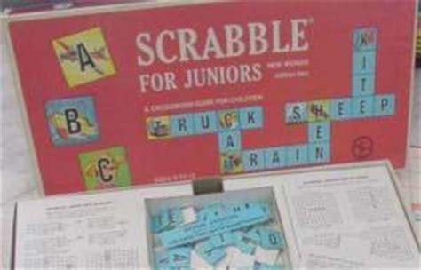 scrabble for juniors scrabble europ 228 ische spielesammler gilde