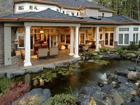 backyard porch designs for houses back porch designs to improve your safety bistrodre porch and landscape ideas
