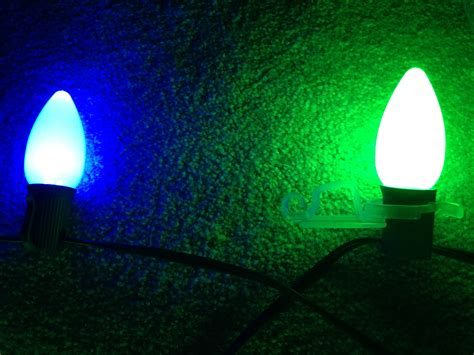 led c9 lights c9 led lights c9 ceramic bulbs light express