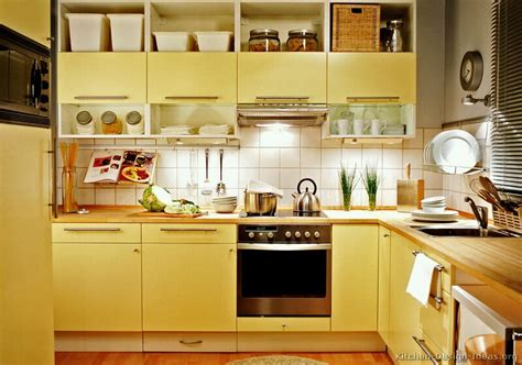kitchen colors and designs pictures of modern yellow kitchens gallery design ideas