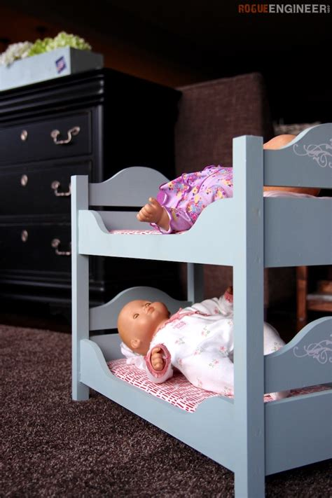 18 doll bunk bed 18in doll bunk beds 187 rogue engineer