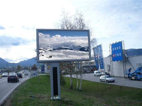 outdoor displays pitch 3 91mm led screen rental moving outdoor advertising