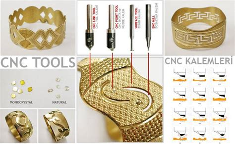 Cnc Tools For Jewellery Manufacture Manufacturer Supplier
