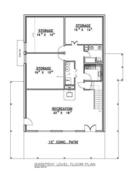 walk out basement floor plans ideas lovely basement blueprints finished walk out basement