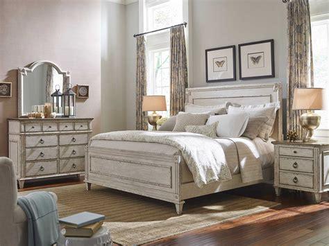 american drew bedroom furniture american drew bob mackie home sleigh bed 661 305r at