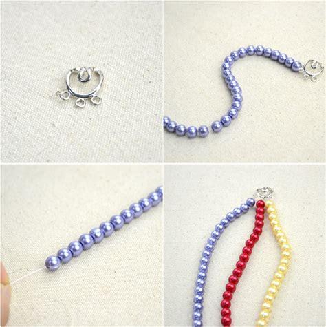 simple jewelry ideas handmade beaded jewelry designs simple pearl bracelet and