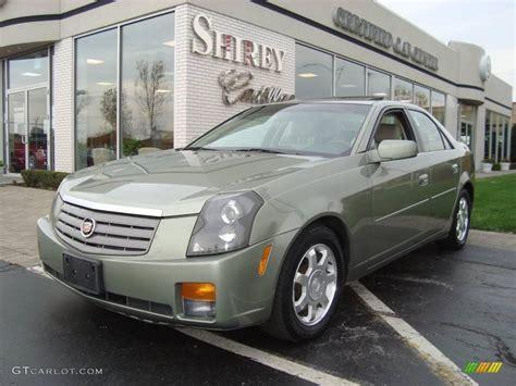 Green Cadillac Cts by 2004 Silver Green Cadillac Cts Sedan 20656455 Gtcarlot