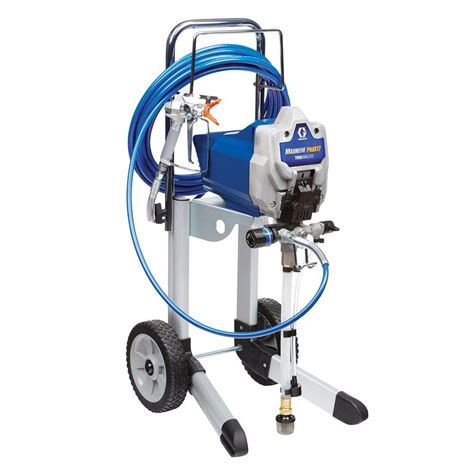 home depot airless paint sprayer graco truecoat 360 airless paint sprayer 16y385 the home