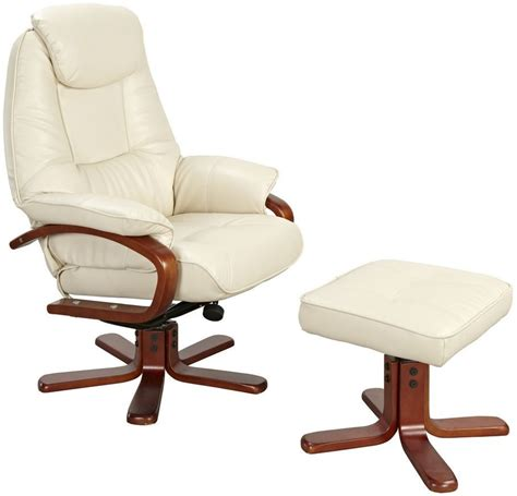 swivel and recliner chairs buy gfa macau bonded leather swivel recliner chair