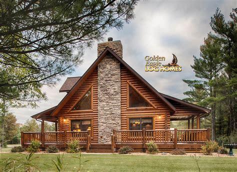 Village Builders Floor Plans golden eagle log homes log home cabin pictures photos