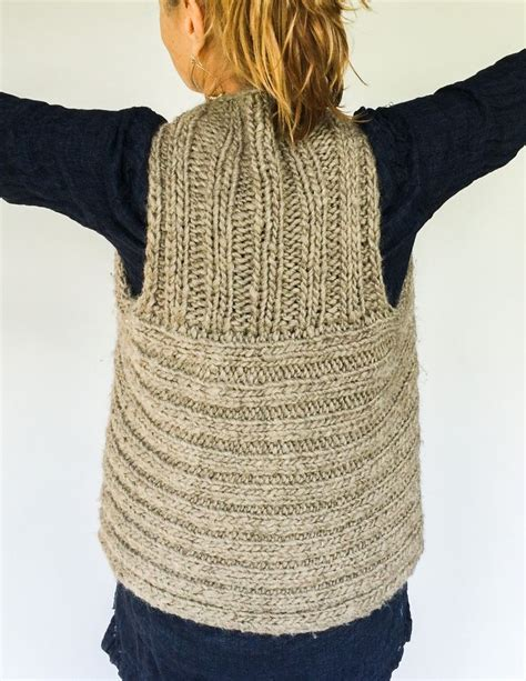 knit vest pattern 25 best knit vest pattern ideas on knit vest