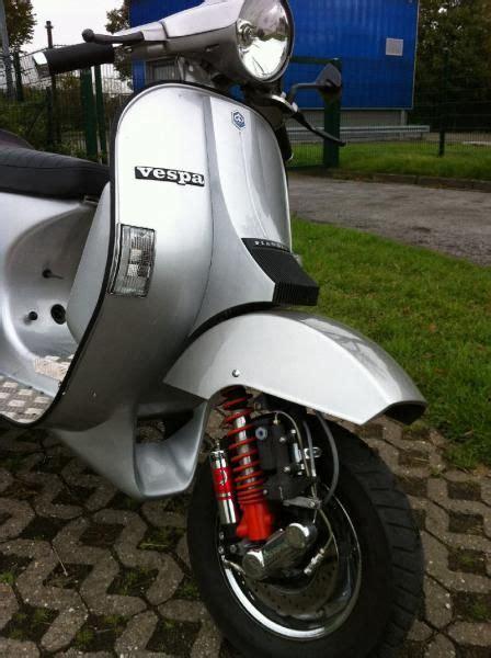 Modifikasi Vespa Px 80 by Vespa Px Racing T 236 M Với Vespa Px 150