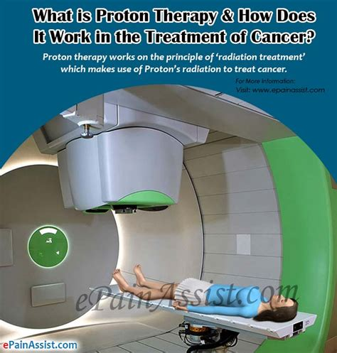 Proton Cancer by What Is Proton Therapy How Does It Work In The Treatment