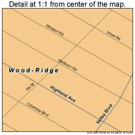 new jersey woodworking wood ridge new jersey map 3482570