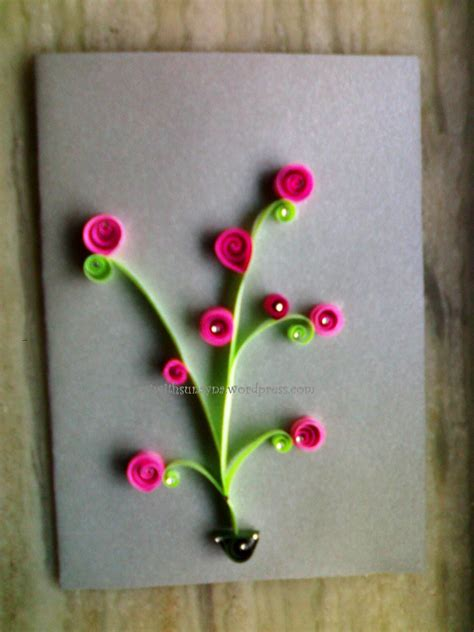 ideas for easy easy quilling ideas easy arts and crafts ideas