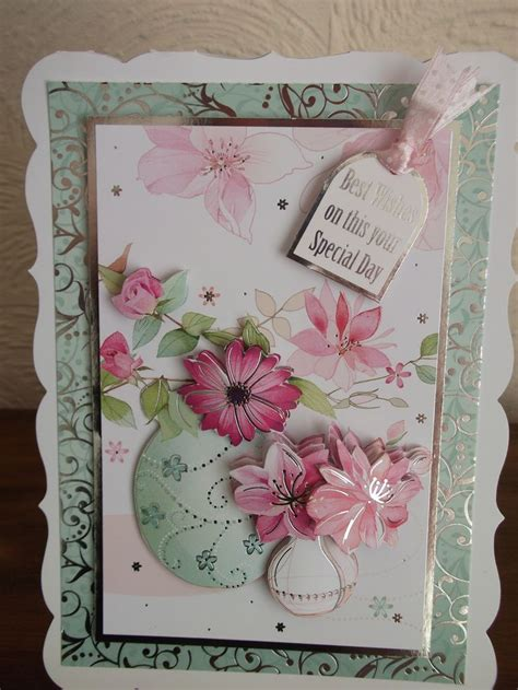 hunkydory card kits 17 best images about my hunkydory cards on