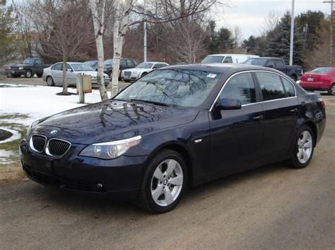 2007 Bmw 525xi by Bmw 525xi 2007 Review Amazing Pictures And Images Look