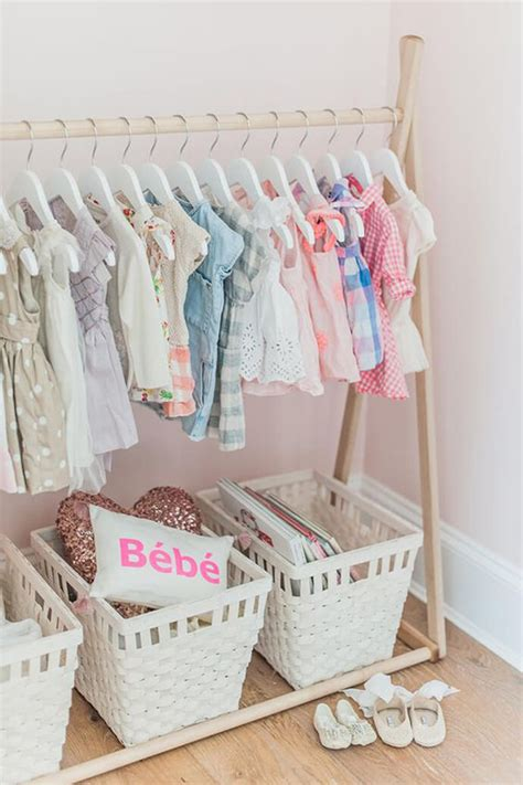 diy storage ideas for clothes 10 diy clothes storage ideas for babies house