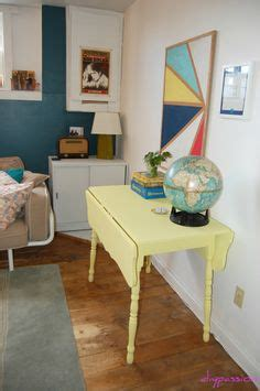chalk paint scotia blue tables and side tables on