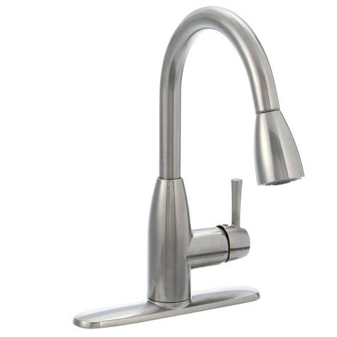 american standard faucets kitchen american standard fairbury single handle pull sprayer