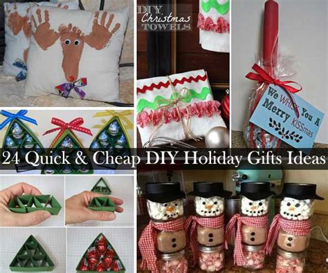 ideas for inexpensive 24 and cheap diy gifts ideas amazing diy