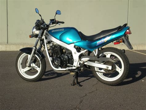 Suzuki Gs500 Specs by 1996 Suzuki Gs 500 E Pics Specs And Information