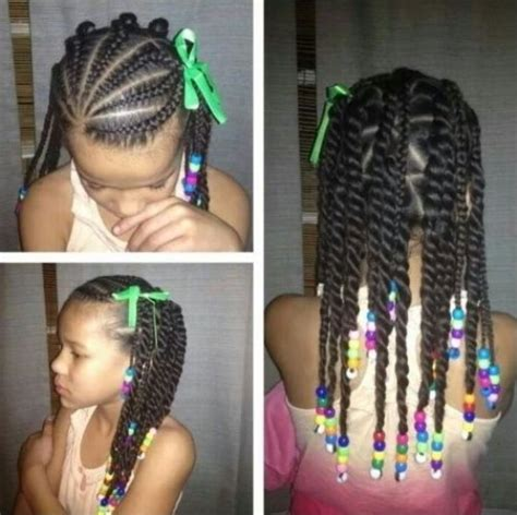 bead hair styles 10 attractive black braided hairstyles with the