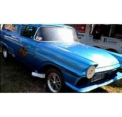 1957 Ford Sedan Delivery Gasser  YouTube