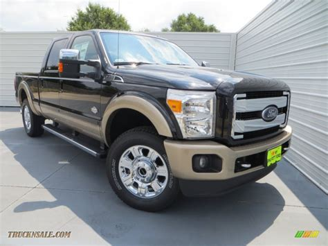 2014 F250 Specs by 2014 F250 Duty King Ranch Crew Cab 4x4 Tuxedo