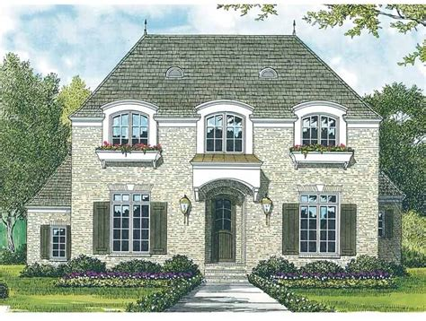 european country house plans eplans country house plan breathtaking european cottage 2611 square and 3