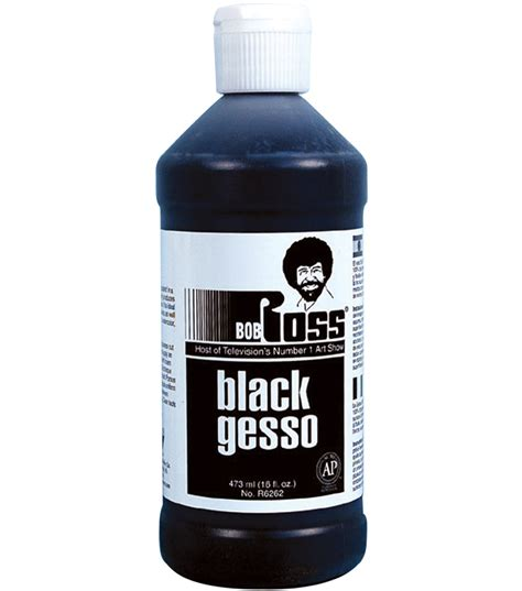 bob ross painting gesso bob ross gesso 473ml many colors at joann