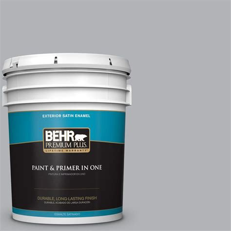 behr paint colors pewter behr premium plus 5 gal 770e 3 pewter mug satin enamel
