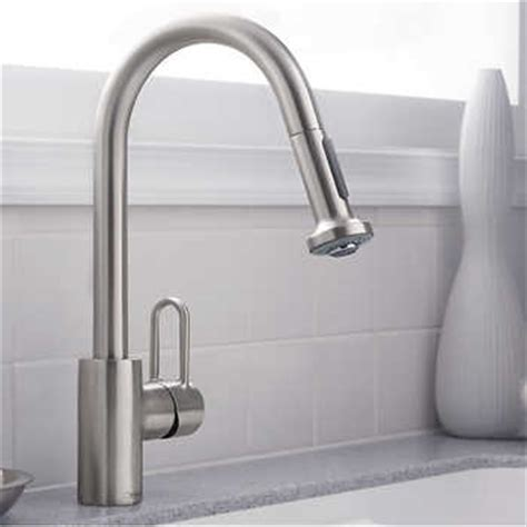 hansgrohe metro kitchen faucet faucets costco