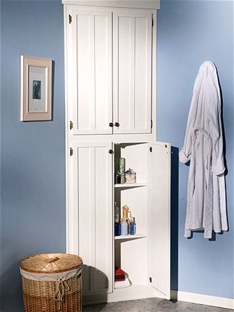 building a corner cabinet how to build an corner bathroom cabinet