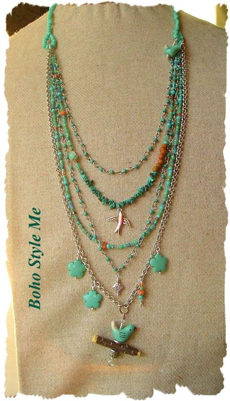bohemian jewelry 17 best images about bohemian jewelry on