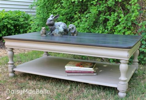 chalk paint ideas for coffee tables chalk painted coffee table daisymaebelle daisymaebelle