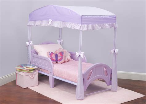 canopy bed for toddler disney canopy toddler bed genwitch