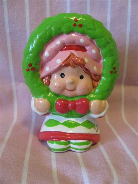 strawberry shortcake ornament 1000 images about strawberry on blueberries