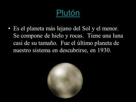 planeta mas lejano a la luna los planetas del sistema solar ppt descargar