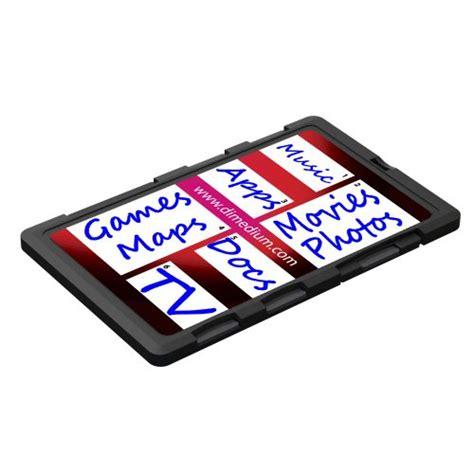 how to make sd card writable dimecard sd sd microsd memory card holder credit card