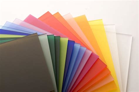 with acrylic acrylic sheets rods and