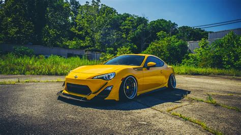 Car S Wallpaper by Scion Frs Stance Wallpaper Hd Car Wallpapers Id 5667