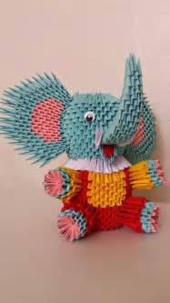 3d origami elephant 25 best ideas about origami elephant on paper