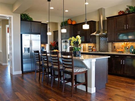 kitchen island breakfast bar kitchen island breakfast bar pictures ideas from hgtv kitchen ideas design with cabinets
