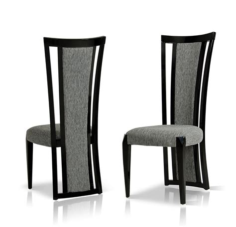 fabrics for dining room chairs libra modern fabric dining room chair