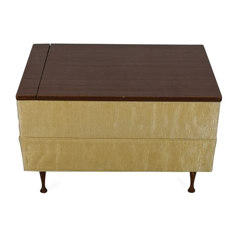 storage ottoman table littlesmornings table with ottomans lyncorn leather