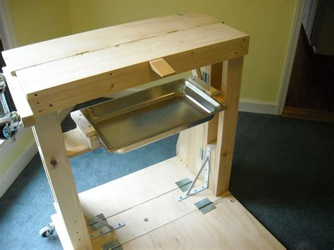 jewelry bench a portable jeweler s bench larry seiger